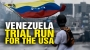 Artwork for Venezuela is a TRIAL RUN for collapse in America