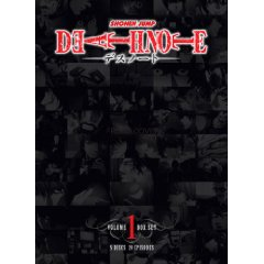 Death Note Anime Box Set 50% Off!