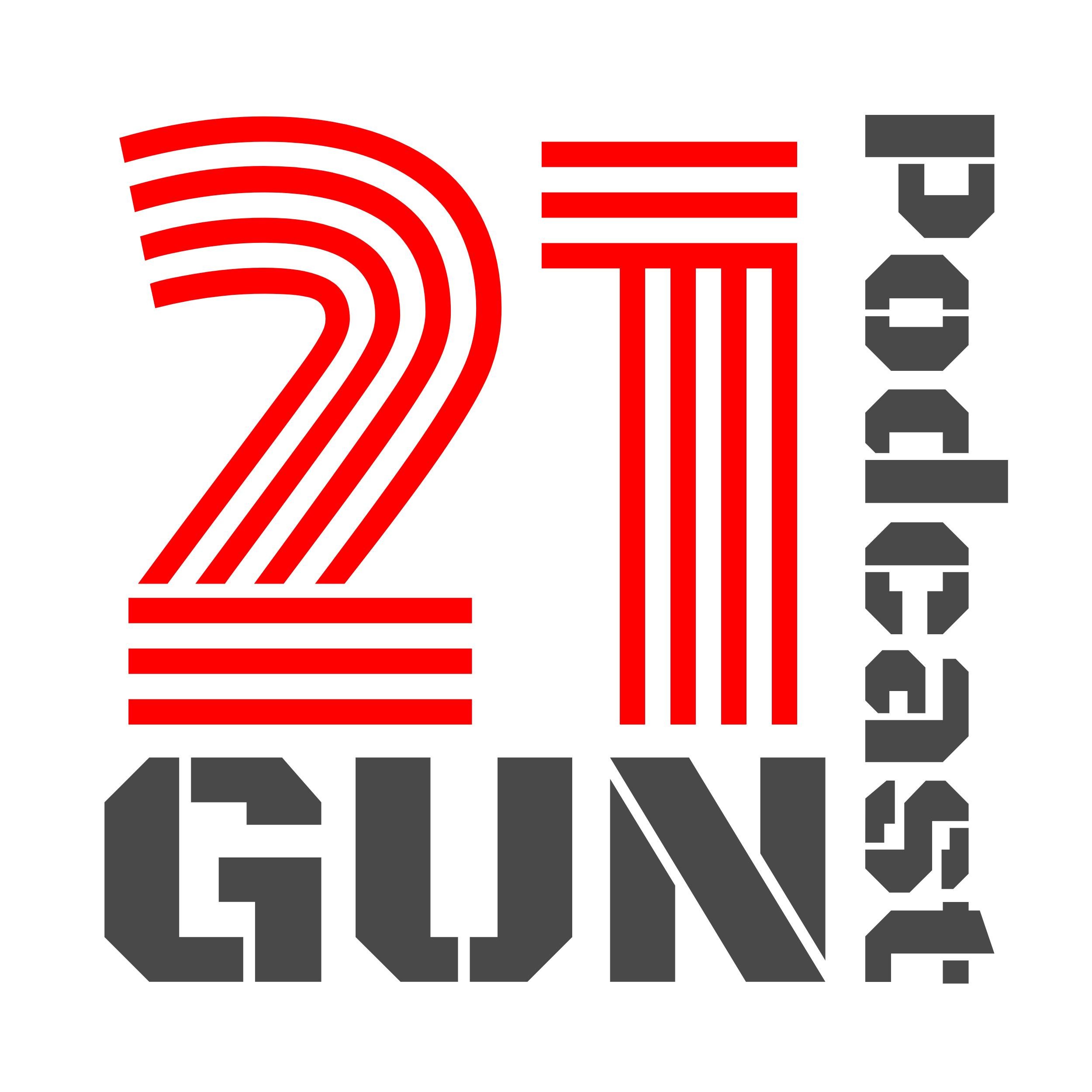 Twenty One Gun Podcast show art