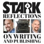 Artwork for Stark Reflections on Writing and Publishing EP 002 - Living the Healthy Writer's Life with Joanna Penn