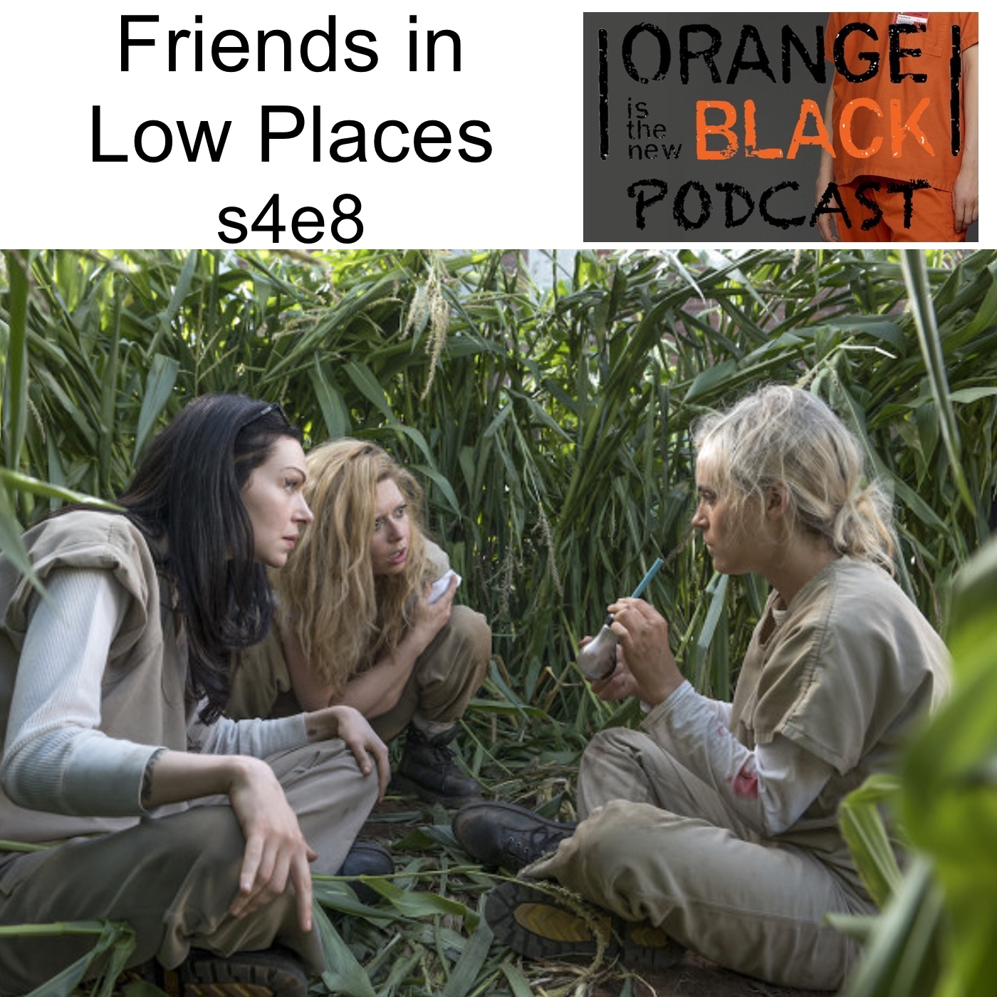 Friends in Low Places s4e8 - Orange is the New Black Podcast