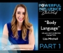 Artwork for Episode 058 – Body Language with Lisa Mitchell, PART 1