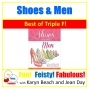 Artwork for Shoes and Men - They Have a Lot in Common!