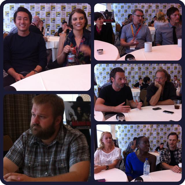 Episode 420 - SDCC: The Walking Dead!