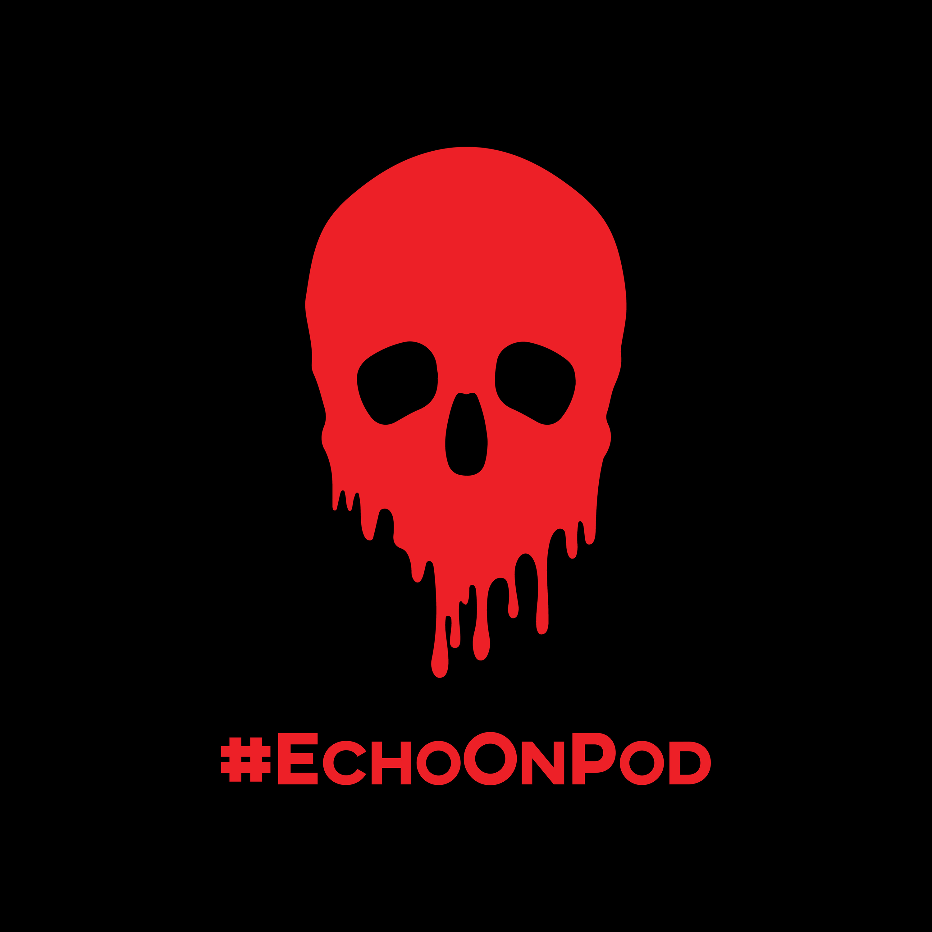 Echo On: A True Crime Podcast show art