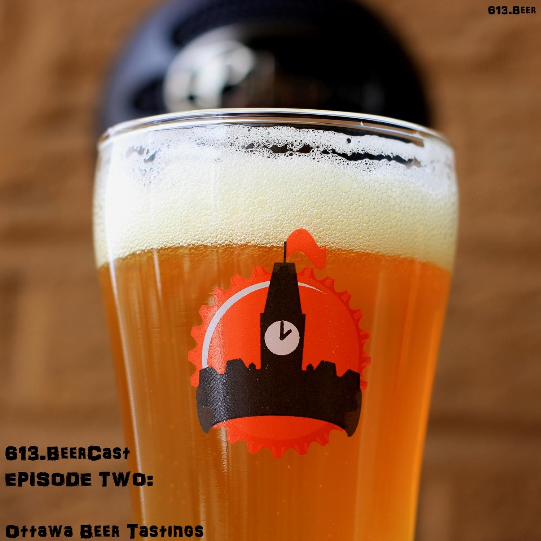 Artwork for Episode 2 -  Ottawa Beer Tastings