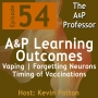 Artwork for Revisiting A&P Learning Outcomes | Episode 54