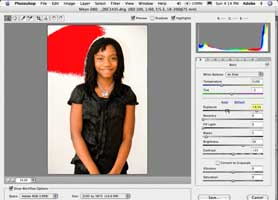 Take a look at the New Camera RAW in Photoshop CS3