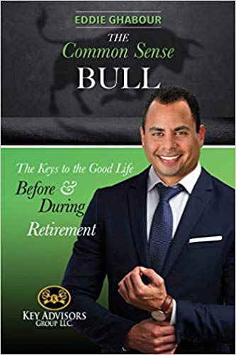 Common Sense Bull book by Investment Advisor Eddie Ghabour
