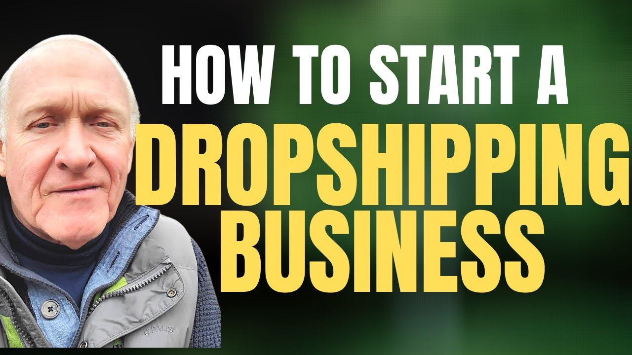 Drop Shipping Business Tutorial show art