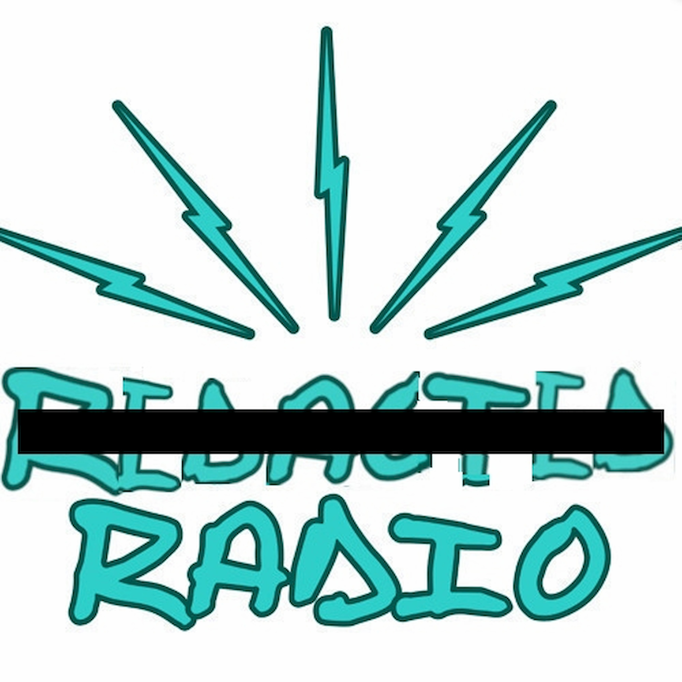 Redacted Radio show art