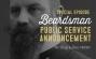 Artwork for Beardsman Public Service Announcement