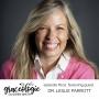 Artwork for Graceologie #102 with Leslie Parrott - Healthy Me, Healthy Us