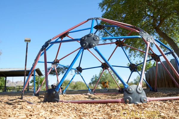 playground gym wide