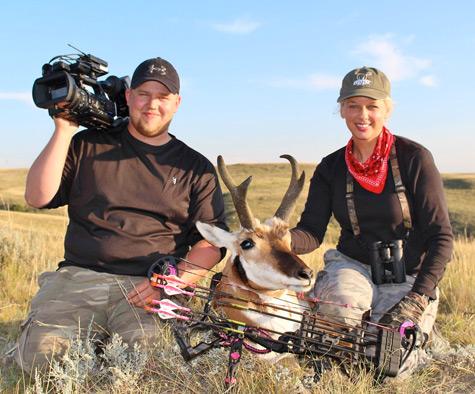 Anita Williams Antelope Hunt Fish Journal 71