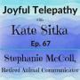 Artwork for 67: Stephanie McColl, retired animal communicator shares her journey!