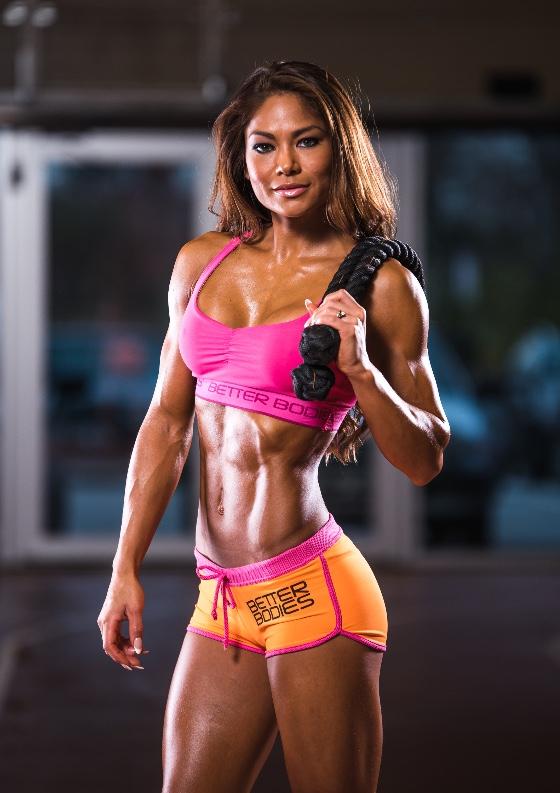 Madelen Myhr lever Bikini Fitness