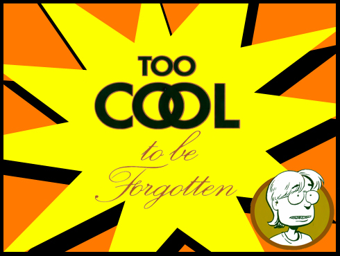 Cammy's Comic Corner - Too Cool To Be Forgotten (Top Shelf)
