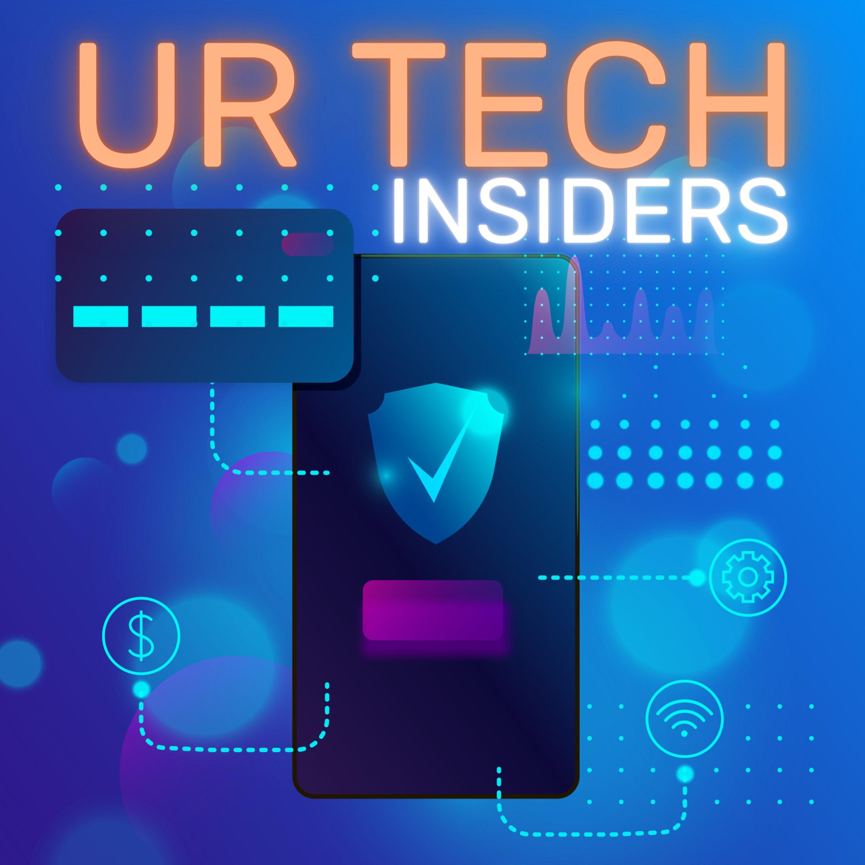 UR Tech Insiders show art