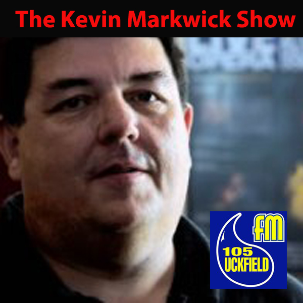 Artwork for Kevin markwick Show May 8th 2017