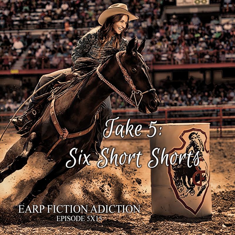 Artwork for Take 5: Six Short Shorts