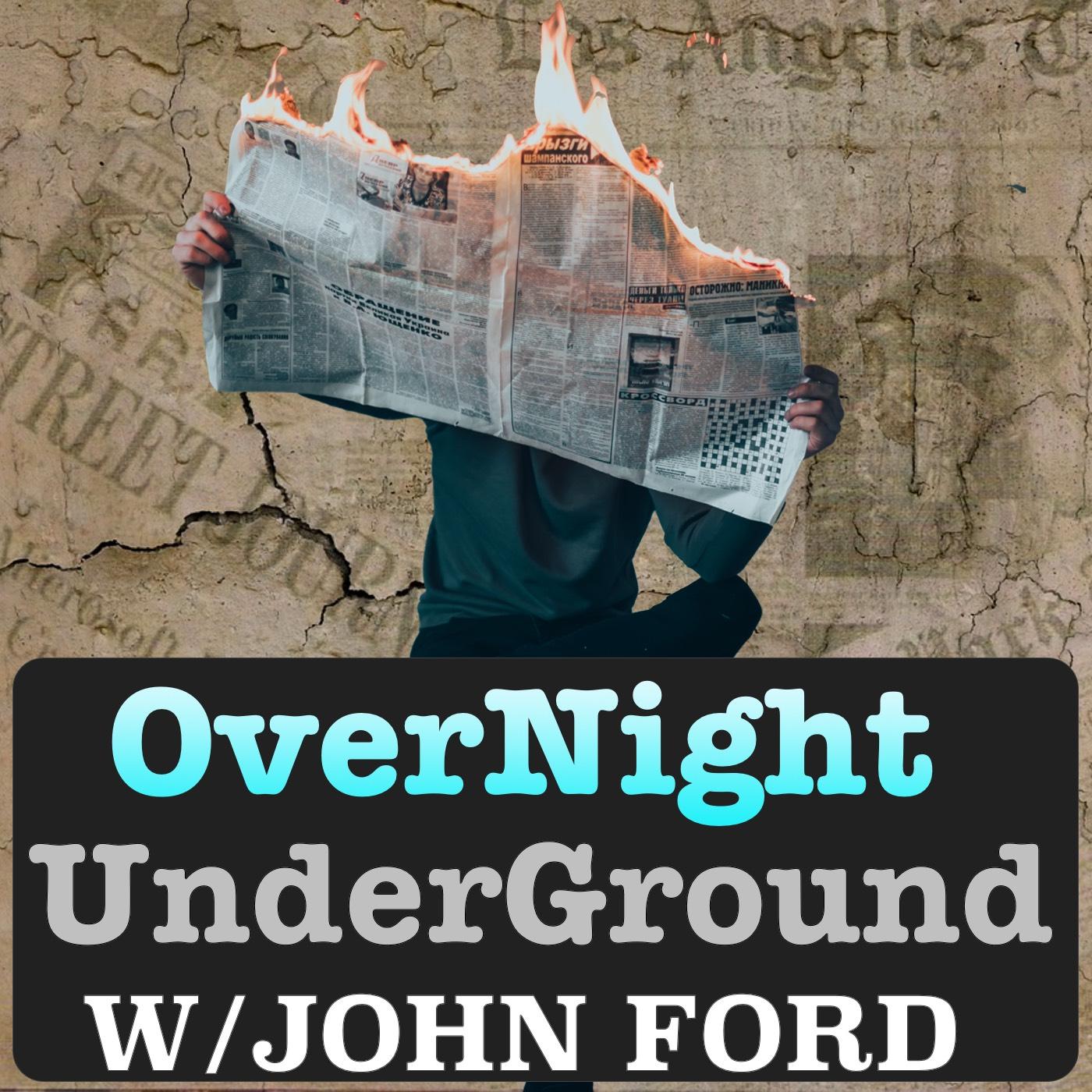 Overnight Underground News June 2nd 2020