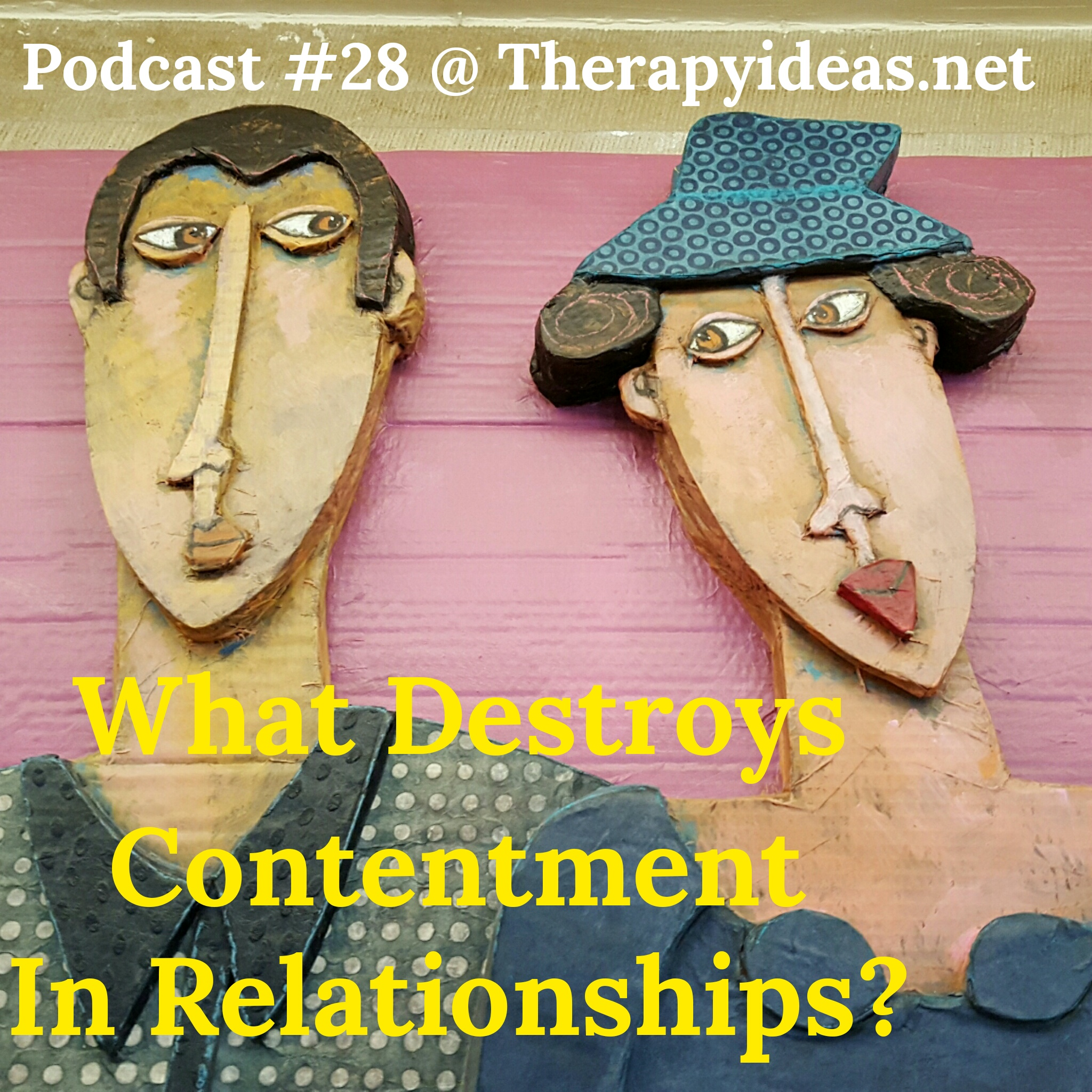 What Healthy Couples Know That You Don't - What Destroys Contentment in Relationships?