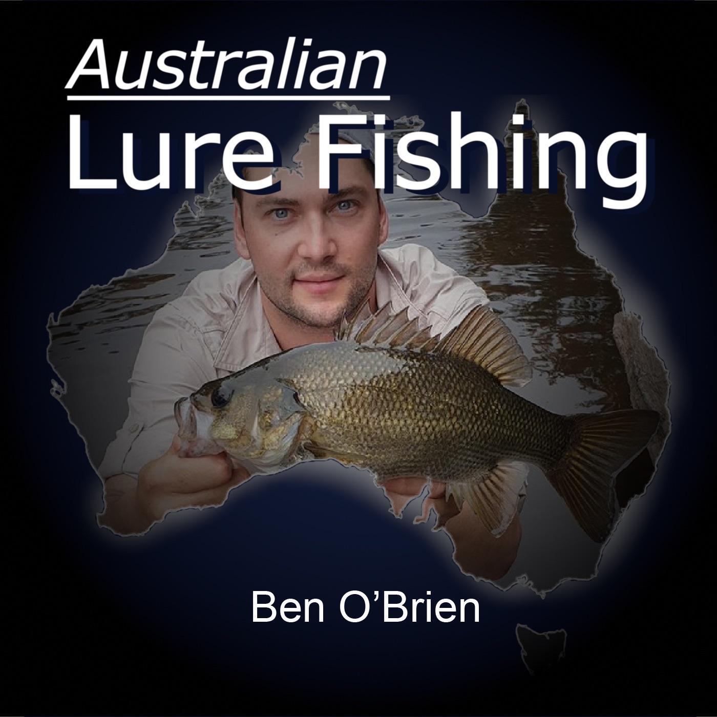 Episode 170: Kangaroo Valley Bass With Ben O'Brien