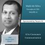 Artwork for AI in Customer Conversations: Interview with Mahi de Silva of AmplifyAI