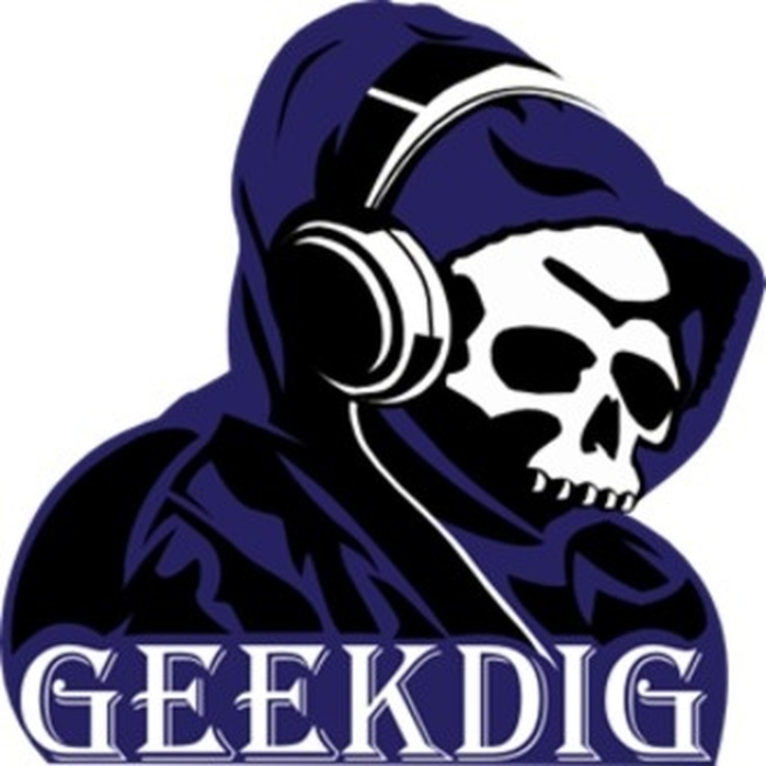 GeekDig Podcast show art