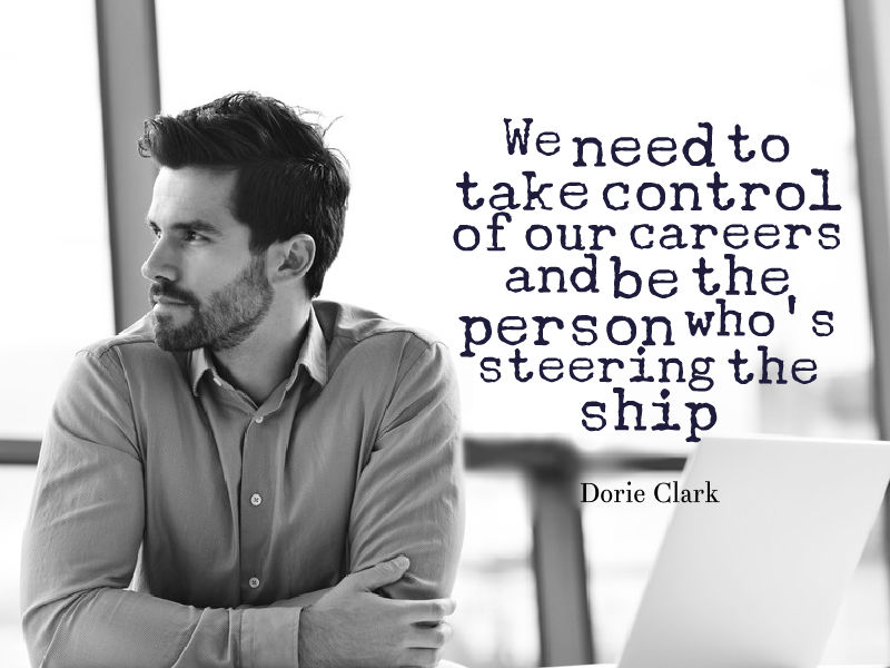 """Becoming Who You're Meant to Be"" with Dorie Clark"