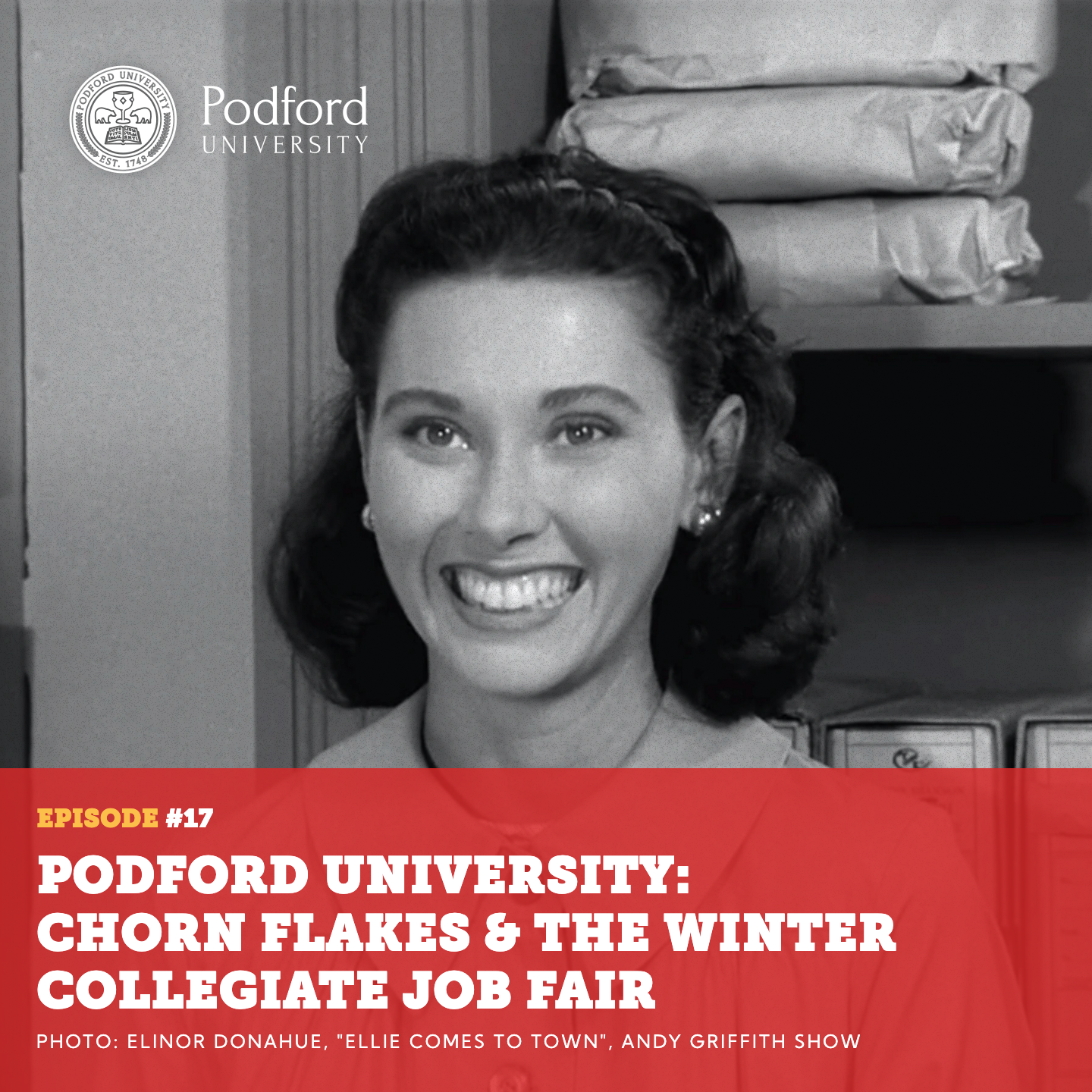 Podford University: Chorn Flakes & The Winter Collegiate Job Fair
