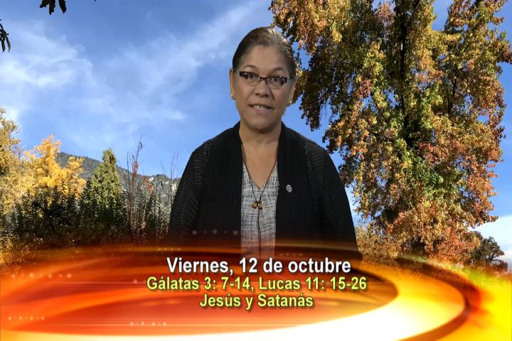 Artwork for Dios te Habla con Angela Valencia;  Tema el hoy: Jesús y Satanás