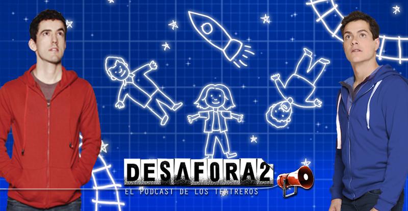 Artwork for Episodio 76 - Luis Gerardo Méndez y Alfonso Dosal