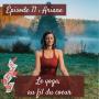 Artwork for Le yoga au fil du coeur