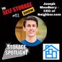 Artwork for 💡061: Storage Spotlight #34   Joseph Woodbury - Neighbor.com