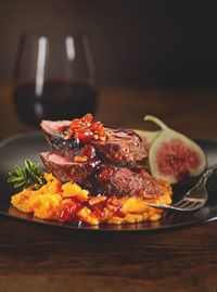 Final Recipe of the Week for 2011: Grilled Venison Tenderloin with Cumberland Sauce
