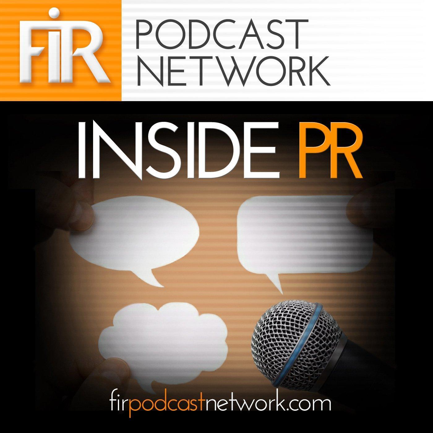 Inside PR 459: Speed podcasting