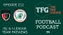 Artwork for TFG Indian Football Ep.211: ISL & I-League Previews - NorthEast United & Neroca FC
