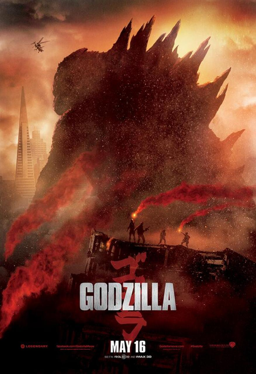 Ep. 08 - Godzilla (Cloverfield vs. Pacific Rim)