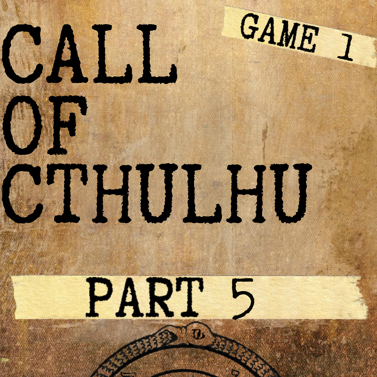 Artwork for Call of Cthulhu - Game 1: Part 5