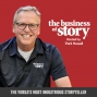 Artwork for #213 Why Brand Storytelling is an Endurance Sport