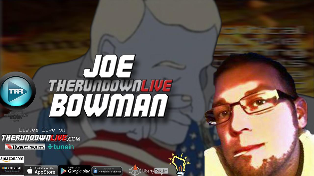 The Rundown Live #470 Joe Bowman (WI Sports,Mayor,Surveillance)