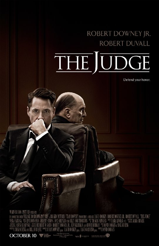 Ep. 51 - The Judge (My Cousin Vinny vs. Conviction)