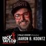 Artwork for PALE DOOR & SCARE PACKAGE Director, Aaron B. Koontz [Episode 48]