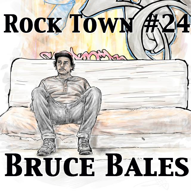 #24: Bruce Bales and the Roller Hockey Dream Team