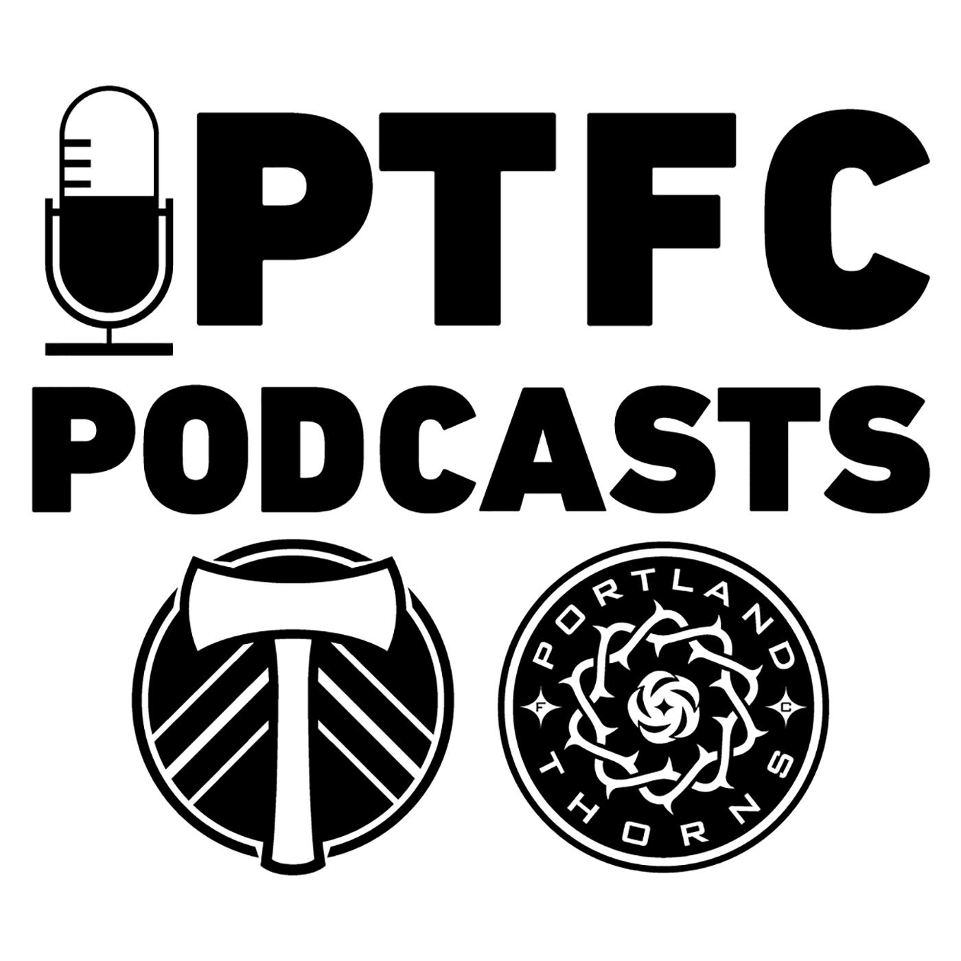 PTFC Podcasts show art