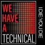 Artwork for We Have a Technical 328: Sub Grinder