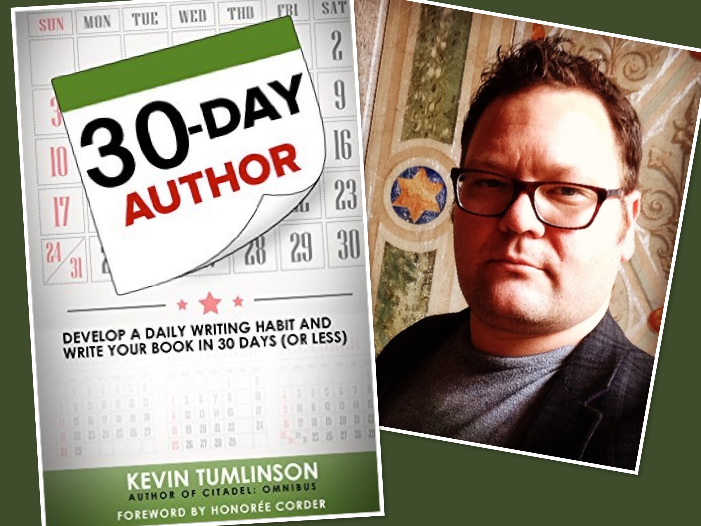 Content Marketing Podcast 148: Kevin Tumlinson on The 30-Day Author