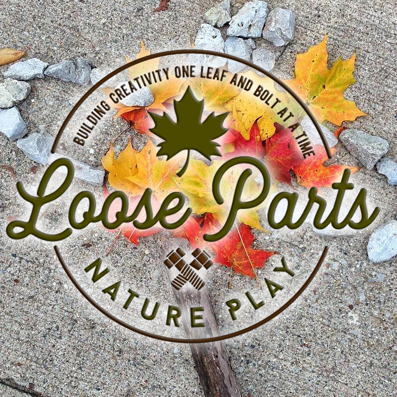Loose Parts Nature Play show art
